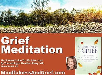 guided meditation for grief