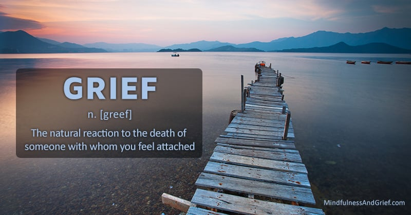 what is grief