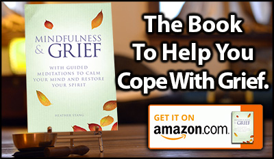 mindfulness grief book