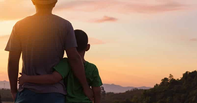 grief alcoholic father mindfulness