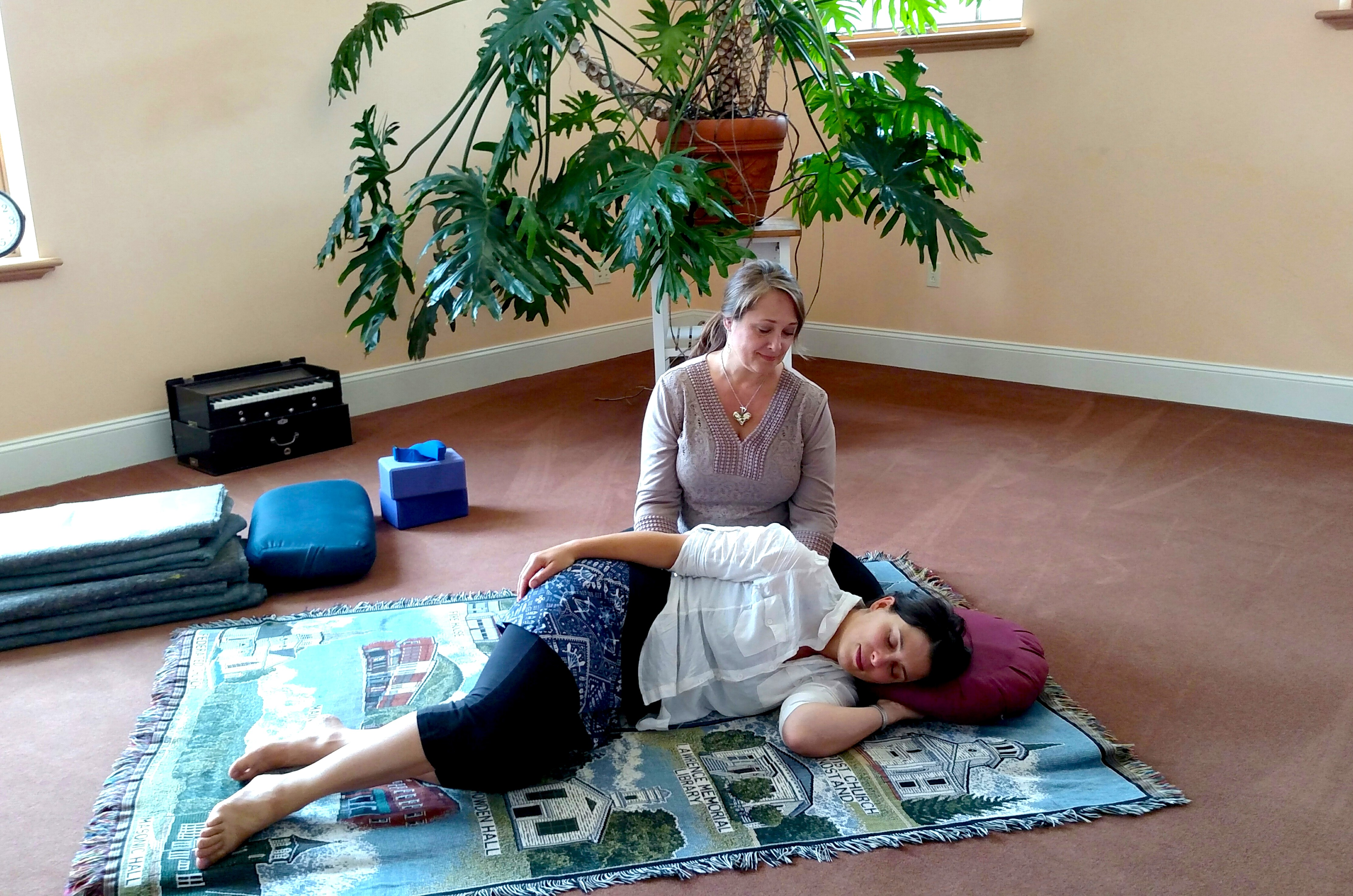 phoenix rising yoga therapy for grief