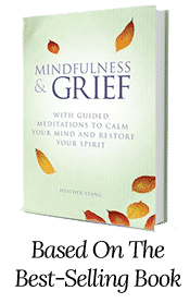 best selling book mindfulness grief