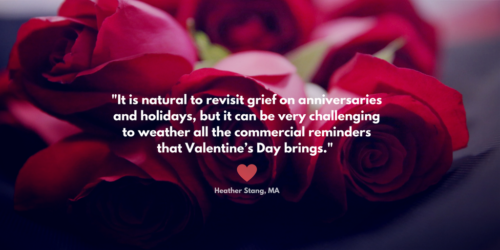 Coping with Grief on Valentine's Day