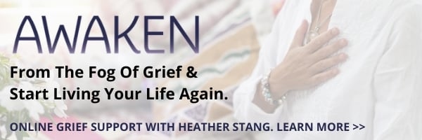 online grief support group right for you