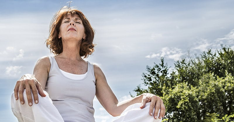 can meditation help with grief