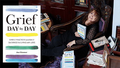 grief day by day jan warner