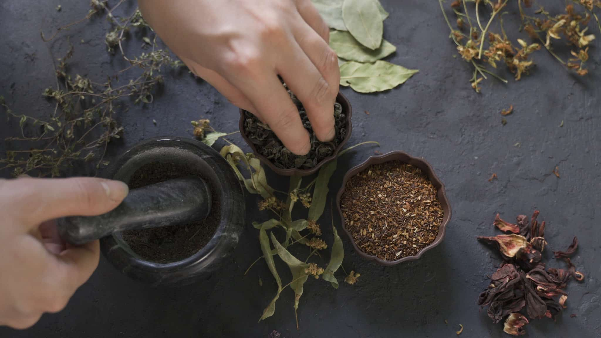 Six Herbs for Grieving and Healing