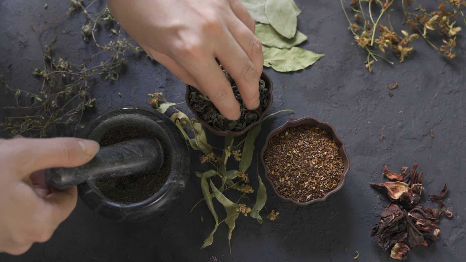 herbs for grief & emotional healing