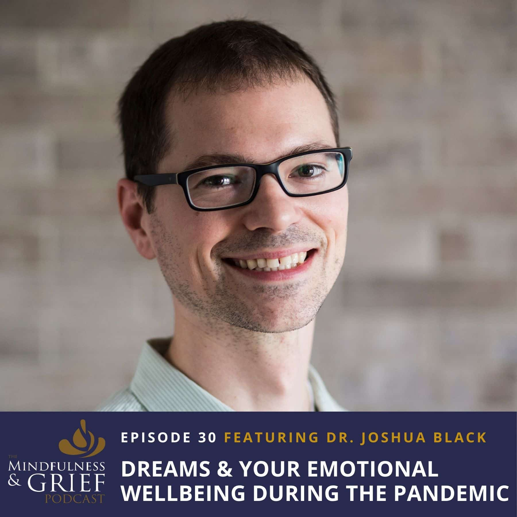 dreams emotional wellbeing covid-19 pandemic joshua black