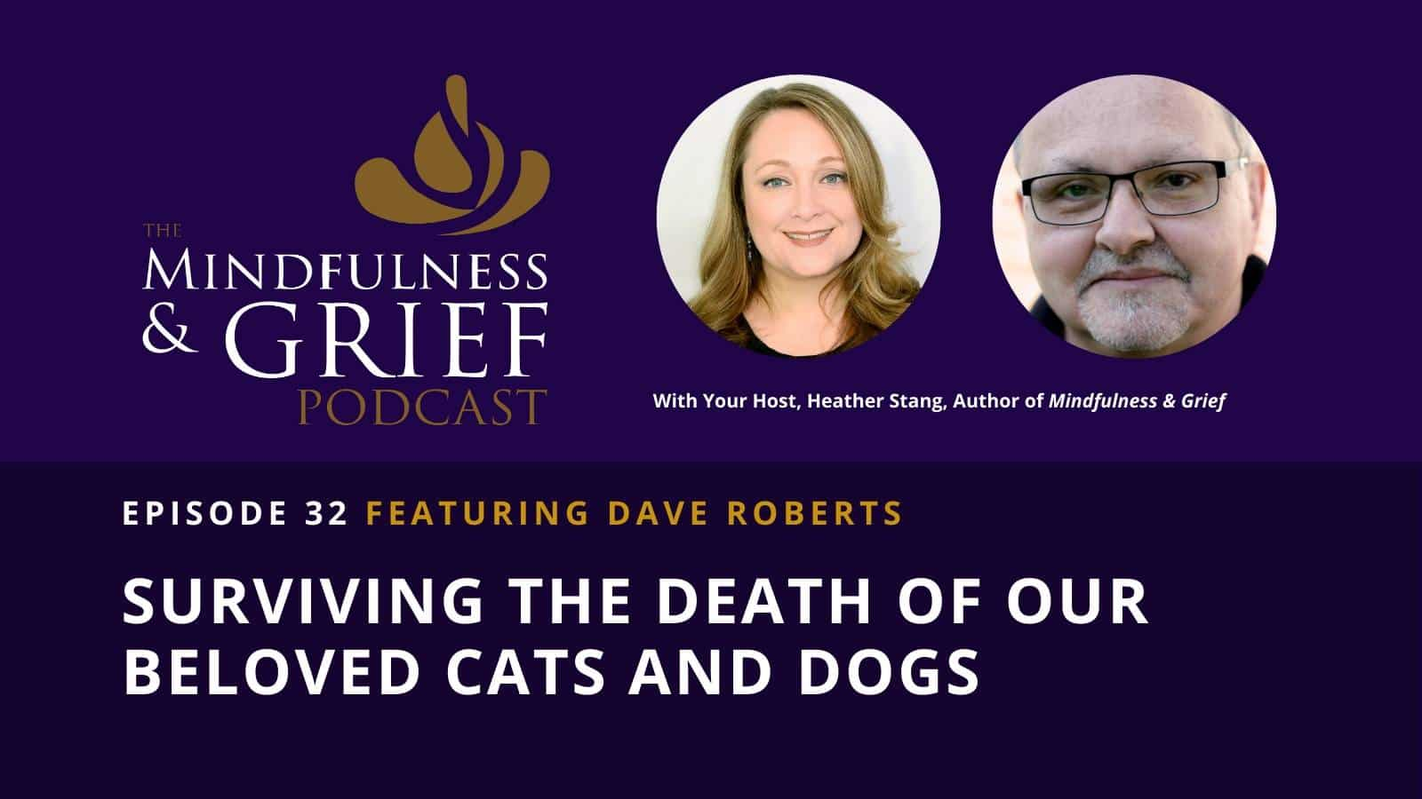 Surviving The Death Of Our Beloved Cats & Dogs