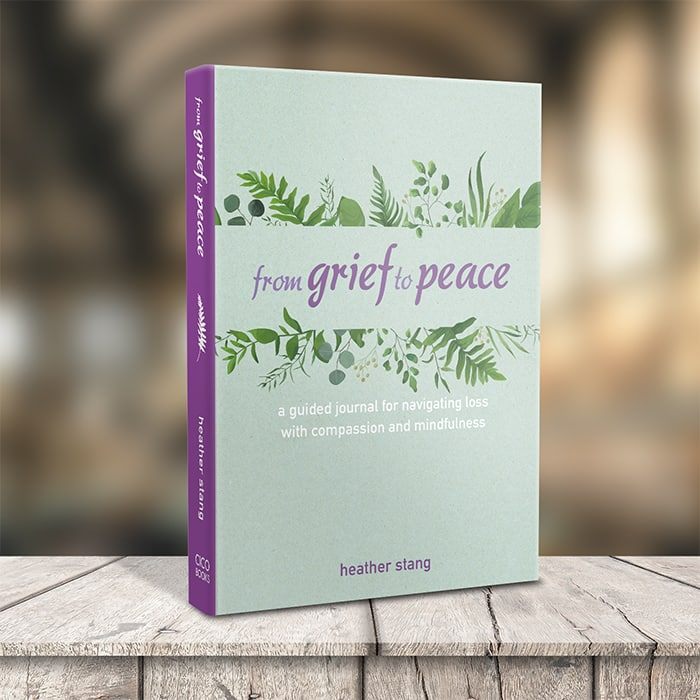 From Grief To Peace Guided Journal